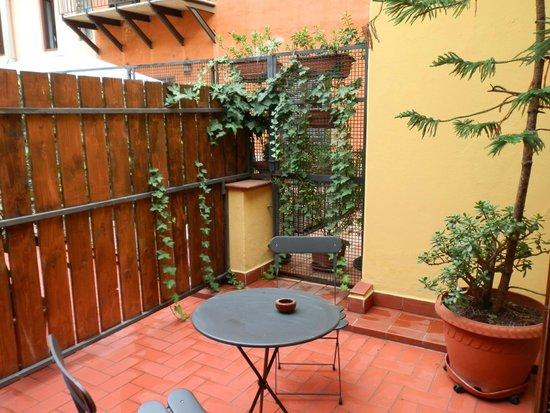 Casa Campo de' Fiori : Терраса