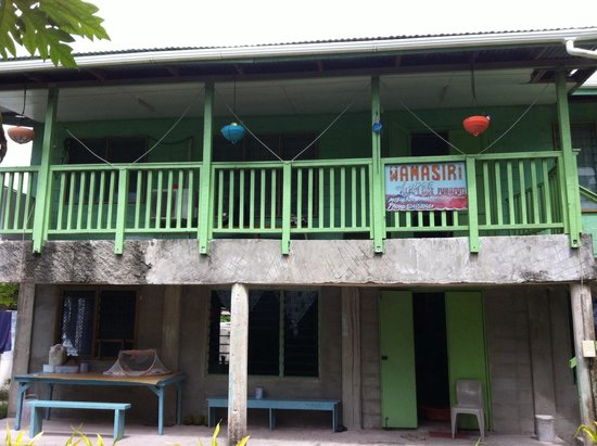 Wamasiri Lodge