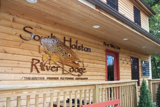 Guided Fishing Trips at South Holston River Lodge