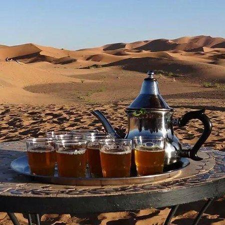Desert Berber Fire-Camp: Excursiones Por el Desierto