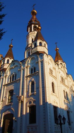 Temple of Bogolyubsk Icon of Our Lady