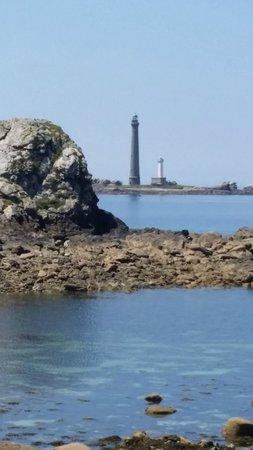 Breizhenson : La côte rocheuse et sauvage de Plouguerneau Finistère