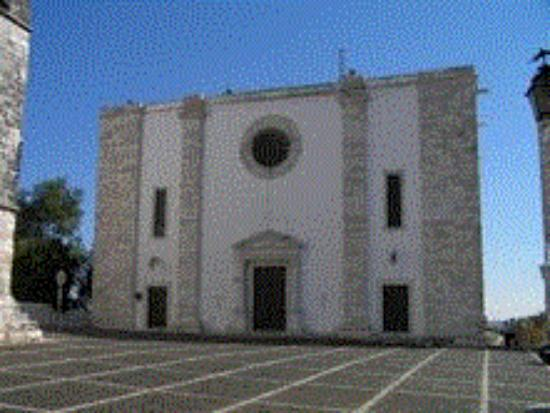 Mother Church of Sta Maria
