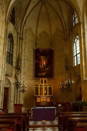 Church of the Teutonic Order: Апсида