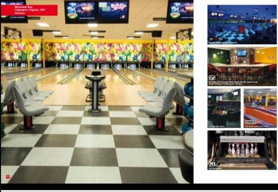 Mountain Run Bowling Center