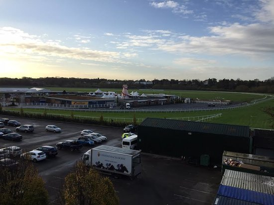 Holiday Inn Express Chester - Racecourse: view from third floor