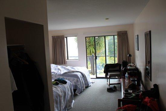 Tofino Motel HarbourView: chambre