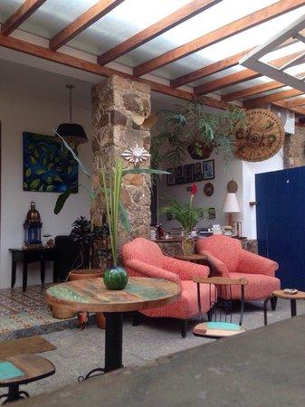 Pousada Pontal Gardens: Charme e aconchego