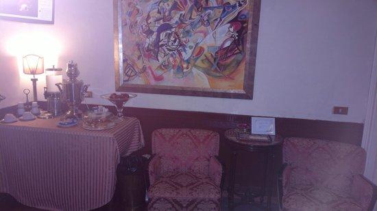 Hotel Sant'Angelo : Decorations
