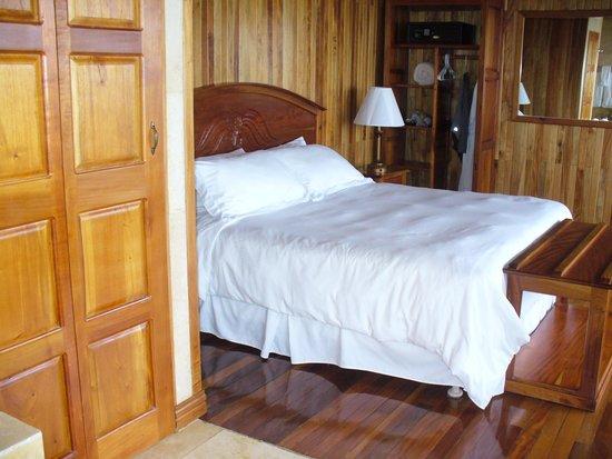 Hotel Belmar : Bed