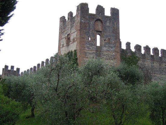 Mura di Lazise: Угловая башня