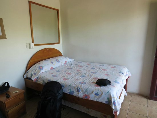 Cabinas Diversion Tropical: Bett