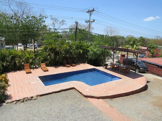 Cabinas Diversion Tropical: kleiner Pool