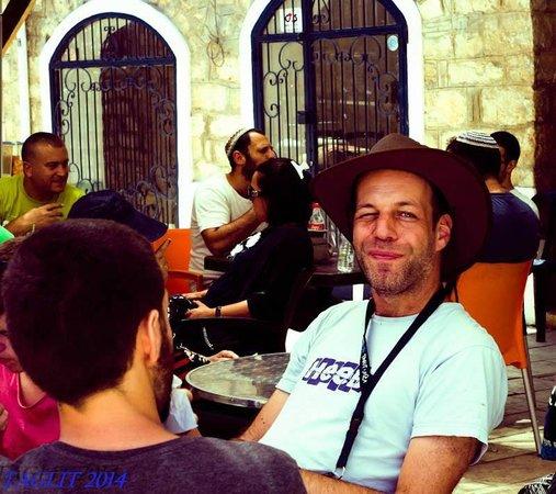 Uriel Reiseleiter-Israel  Tours