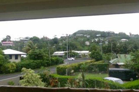 Vaea Hotel Samoa: View from room