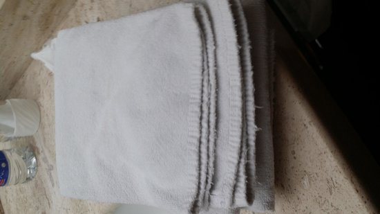 Hotel Imperial Reforma: towels