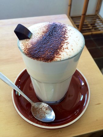 The Chai Tea House: Special hot chocolate