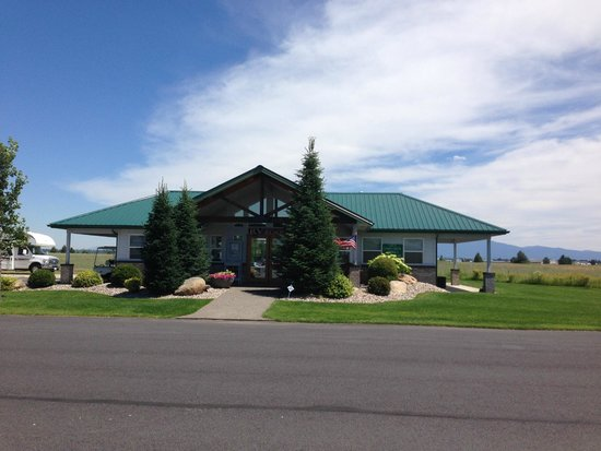Spokane RV Resort Golf Course
