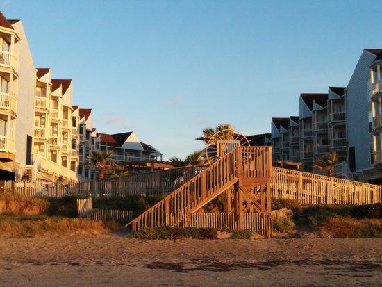 Seascape Condominium Rentals: seascape2