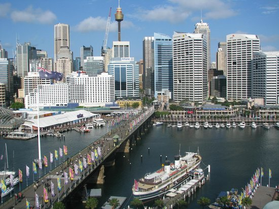 One Darling Harbour - Prices & Condominium Reviews (Sydney ...