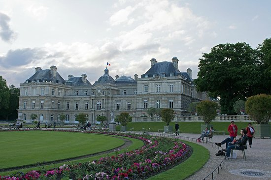 luxembourg palace le jardin du luxembourg - Le Jardin Du Luxembourg