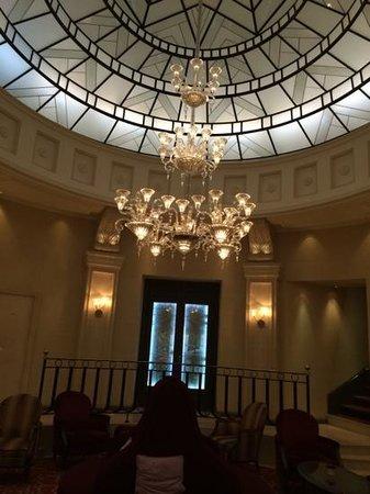 Hotel Chateau Frontenac: style français