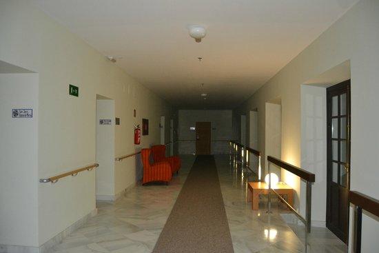 Hotel Convento Cadiz: Il primo piano