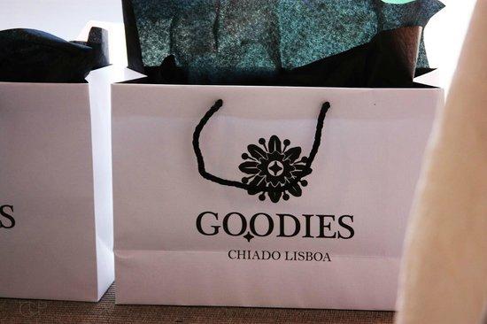 Goodies boutique goodies identity