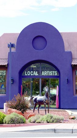 Village Gallery of Local Artists