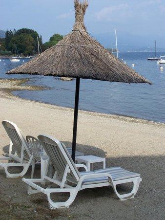 Hotel Villa Paradiso: la plage