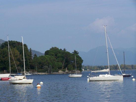 Hotel Villa Paradiso: le lac