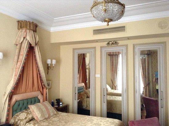 Hotel Ritz, Madrid: Our room