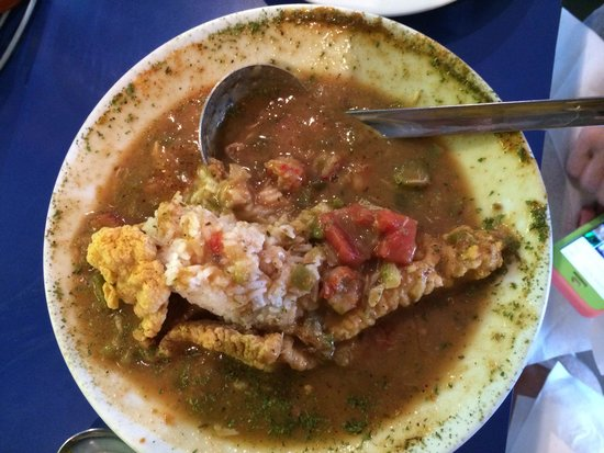 Metairie, LA: Stuffed Gumbo