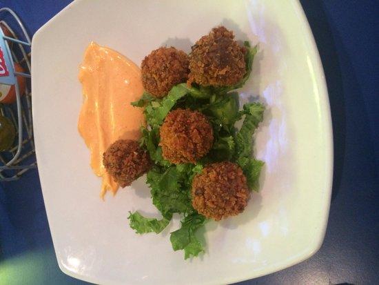 Chef Ron's Gumbo Stop: Boudin Balls