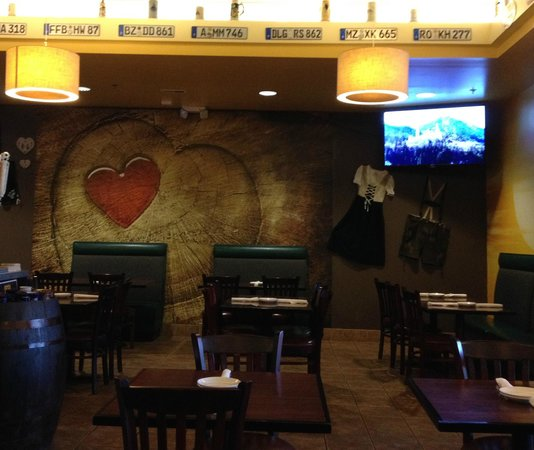 The German Restaurant Cary Nc