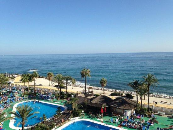 Sunset Beach Club Malaga Review