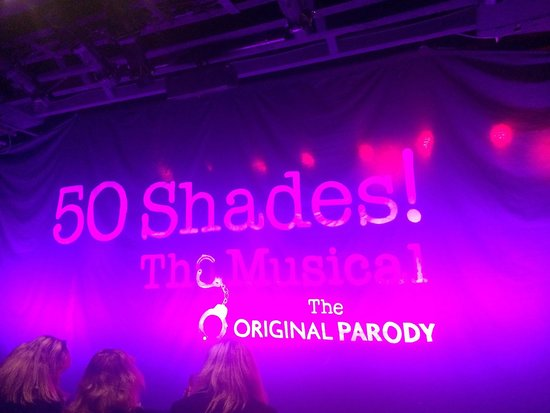 50 Shades of Gray the Musical