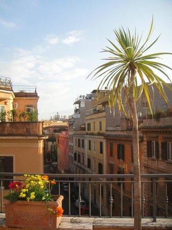 Hotel Novecento : VISTA DO QUARTO