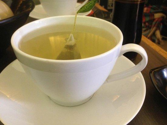 Everyday noodles: Ah, jasmine tea