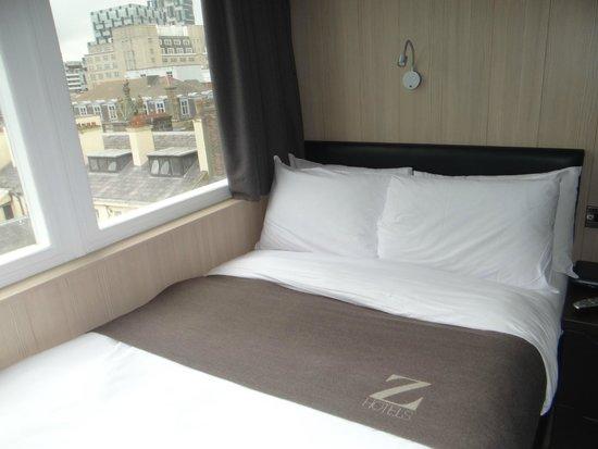 Z Hotel Liverpool: Quarto