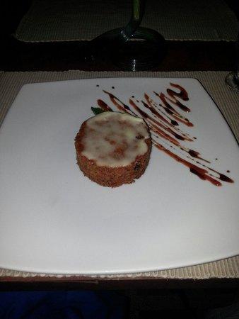Ambrosías Cocina Creativa: Carrot cake dessert