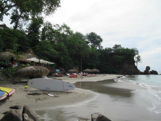 Cap Estate, Saint Lucia: beach