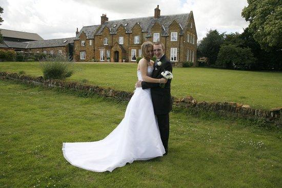 Brampton Grange: Bride & Groom