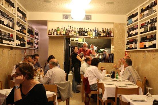 Fidalgo : restaurant space