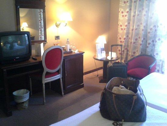Hotel RL Ciudad de Ubeda: Habitación