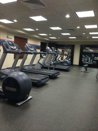 هامبتون إن آند سويتس دورهام نورث آي - 85: Exercise Room