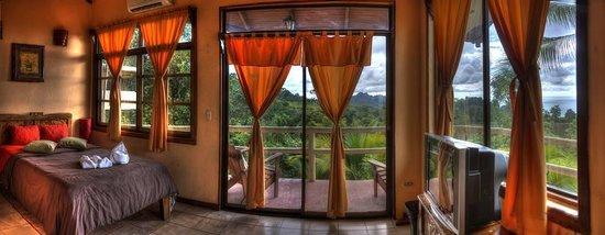 Hotel La Colina: Ocean View Rooms