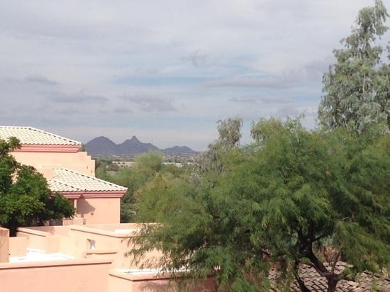 Scottsdale Villa Mirage: the view
