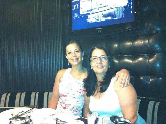 Lennox Hotel Buenos Aires: Restaurante