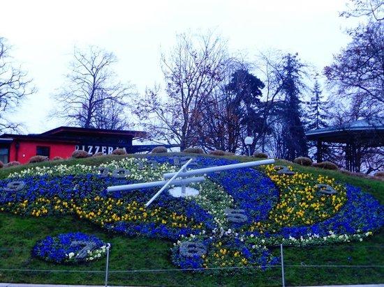 Coreto picture of jardin anglais geneva tripadvisor for Jardin anglais
